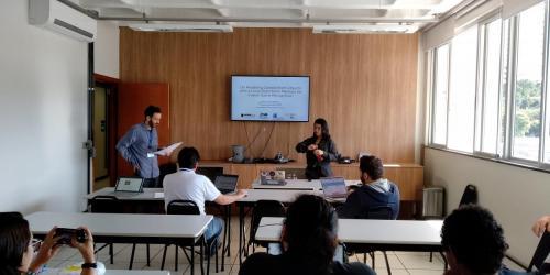 Presentation beginning...