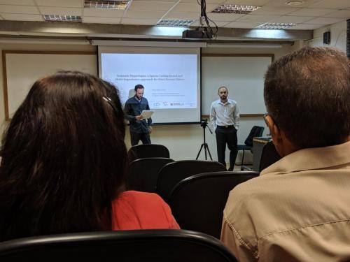 Presentation Starts